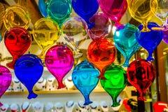 Kleurrijk Venetiaans Glas Venetië Italië Royalty-vrije Stock Fotografie