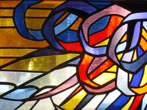 Kleurrijk venster Royalty-vrije Stock Foto