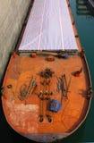 Kleurrijk Vrachtschip Royalty-vrije Stock Afbeeldingen