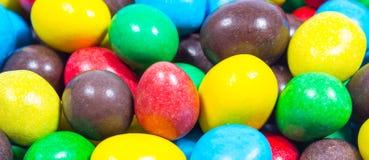 Kleurrijk zoet suikergoed Royalty-vrije Stock Fotografie