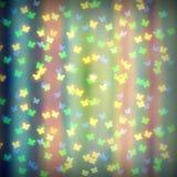 Kleurrijke aard abstracte achtergrond vector illustratie