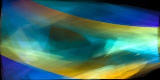 Kleurrijke abstracte achtergrond Stock Afbeeldingen