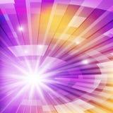 Kleurrijke abstracte achtergrond royalty-vrije illustratie