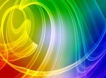 Kleurrijke abstracte achtergrond Royalty-vrije Stock Fotografie