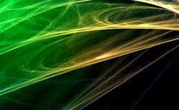 Kleurrijke abstracte achtergrond Royalty-vrije Stock Afbeelding