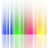 Kleurrijke abstracte achtergrond Royalty-vrije Stock Afbeeldingen