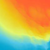Kleurrijke abstracte achtergrond Het malplaatje van het ontwerp Modern patroon Vector illustratie voor uw zoet water design Stock Afbeelding