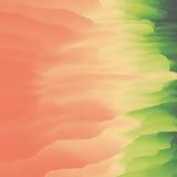Kleurrijke abstracte achtergrond Het malplaatje van het ontwerp Modern patroon Vector illustratie voor uw zoet water design Royalty-vrije Stock Afbeelding