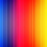 Kleurrijke abstracte achtergrond Regenboogbehang Vector illustratie Royalty-vrije Stock Foto