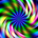 Kleurrijke abstracte achtergrond Trillingsachtergrond Royalty-vrije Stock Fotografie
