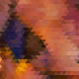 Kleurrijke abstracte achtergrond voor ontwerp. Royalty-vrije Stock Afbeeldingen