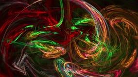 Kleurrijke abstracte de motieachtergrond van het brijpatroon royalty-vrije illustratie