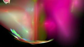 Kleurrijke abstracte de motieachtergrond van het drinkbekerpatroon royalty-vrije illustratie