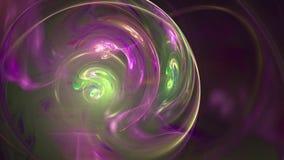 Kleurrijke abstracte de motieachtergrond van het omwentelingspatroon stock illustratie