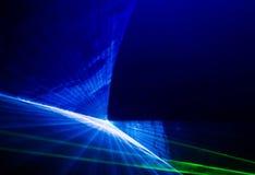 Kleurrijke abstracte Laserlight-Achtergrond met ruimte voor tekst of Stock Afbeelding