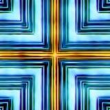 Kleurrijke Abstracte Naadloze Textuur vector illustratie