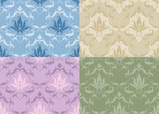 Kleurrijke abstracte ontwerpen vector illustratie