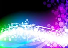 Kleurrijke achtergrond. Royalty-vrije Stock Foto