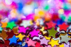 Kleurrijke achtergrond Stock Afbeeldingen