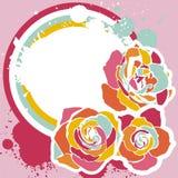 Kleurrijke achtergrond Stock Foto's