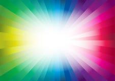 Kleurrijke Achtergrond. Royalty-vrije Stock Afbeeldingen