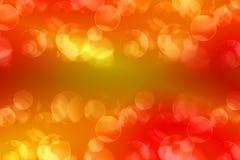 Kleurrijke achtergrond bokeh Royalty-vrije Stock Fotografie