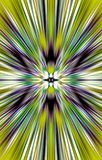 Kleurrijke achtergrond De stralen divergeren van het midden aan de randen royalty-vrije illustratie