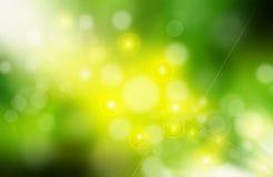 Kleurrijke achtergrond in groene kleuren Royalty-vrije Stock Foto's