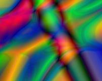 Kleurrijke Achtergrond met Veelvoudige Schaduwen Royalty-vrije Stock Afbeeldingen