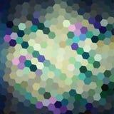 Kleurrijke achtergrond. Vectorillustratie Royalty-vrije Stock Foto's
