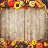 Kleurrijke achtergrond voor Halloween en Dankzegging royalty-vrije stock foto's