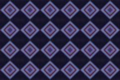 Kleurrijke Afrikaanse Peruviaanse de oppervlakte dichte omhooggaand van de stijldeken vector illustratie