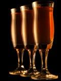 Kleurrijke alcohol Stock Afbeelding