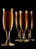 Kleurrijke alcohol Royalty-vrije Stock Foto