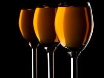 Kleurrijke alcohol Royalty-vrije Stock Afbeelding