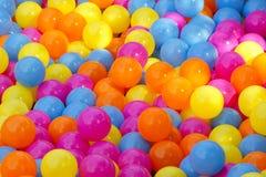 Kleurrijke ballen royalty-vrije stock foto