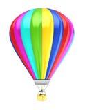 Kleurrijke ballon Royalty-vrije Stock Afbeeldingen