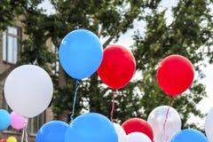 Kleurrijke Ballons Royalty-vrije Stock Afbeelding