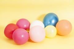 Kleurrijke Ballons Royalty-vrije Stock Foto