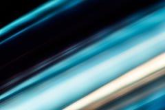Kleurrijke blauwe abstracte achtergrond Royalty-vrije Stock Afbeelding
