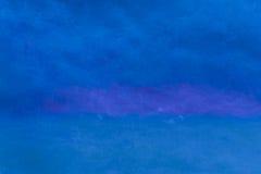 Kleurrijke blauwe achtergrond Stock Foto's