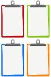Kleurrijke blocnotes Stock Afbeelding