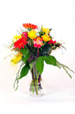Kleurrijke bloemenboeketten Royalty-vrije Stock Fotografie