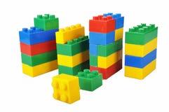 Kleurrijke Blokken Royalty-vrije Stock Foto's