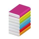 Kleurrijke boeken Royalty-vrije Stock Foto