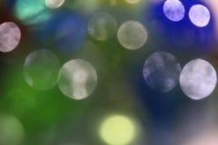 Kleurrijke Bokeh Royalty-vrije Stock Afbeelding