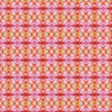 Kleurrijke bokeh naadloze achtergrond royalty-vrije illustratie