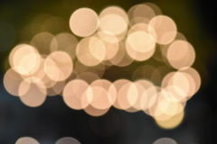 Kleurrijke bokehbeelden voor behang, textuur, achtergrond Royalty-vrije Stock Fotografie