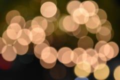 Kleurrijke bokehbeelden voor behang, textuur, achtergrond Stock Foto's