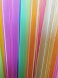 Kleurrijke buizen voor abstracte achtergrond Stock Fotografie